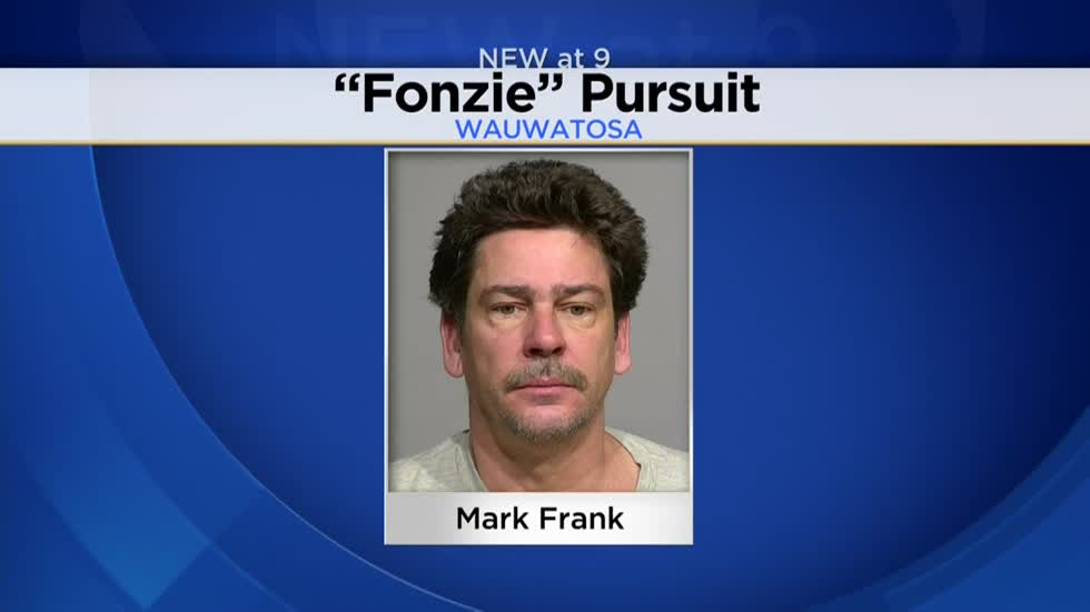 76fab7835c Milwaukee man suspected of drunk driving told officers his name was  Fonzie