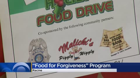 Racine shaves off parking ticket late fees in exchange for Food...