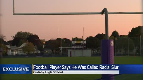 Brown Deer HS football player says he was called racial slur by Cudahy opponent