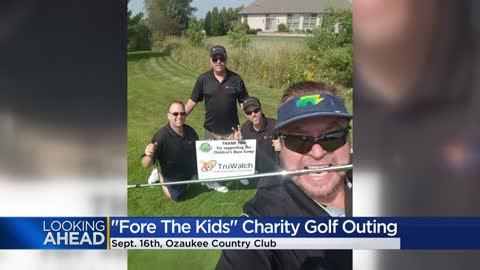 'Fore the Kids 2019 Charity Golf Outing' to be held September 16