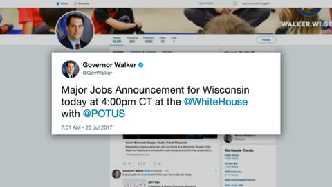 Wisconsin wins fight for Foxconn plant