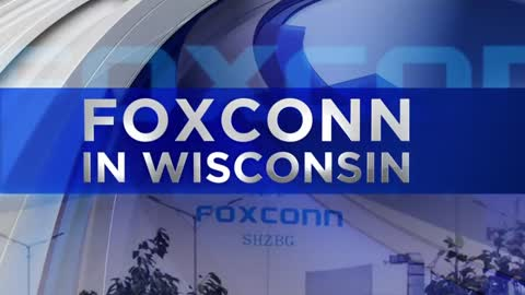 Foxconn proposed renegotiating Wisconsin deal