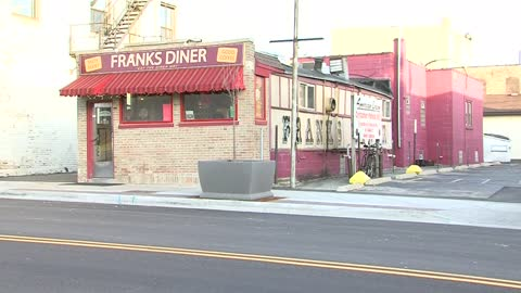 Breakfast at Frank's Diner still fresh after 92 years