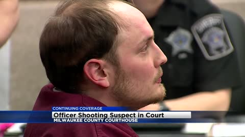 Suspect accused of killing Milwaukee Police Officer Rittner in...