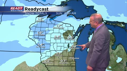 Fall's last weekend reveals more cold air by Sunday