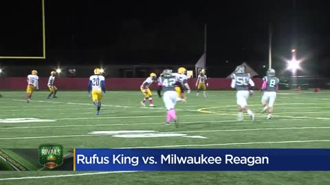 CBS 58 Friday Night Rivals 2019: Week 9