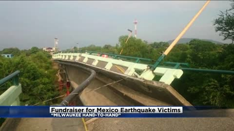 "Local group ""Milwaukee Hand-to-Hand"" hosting fundraiser for Mexico earthquake victims"