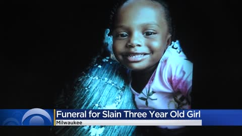 """ 3-year-old shot, killed in road rage incident laid to rest"