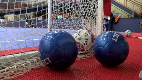 Keith Tozer: Futsal's triple threat