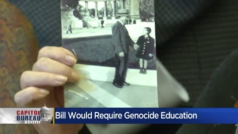 Lawmakers consider bill to require Holocaust education in Wisconsin schools