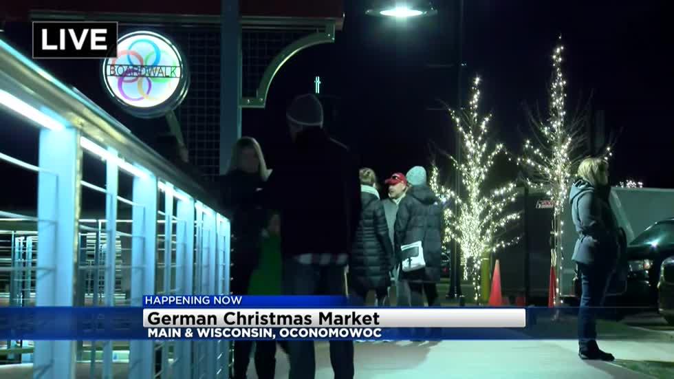 oconomowoc hosts sixth annual german christmas market - Oconomowoc German Christmas Market