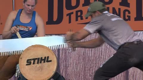 German Fest returns to Milwaukee, will feature top lumberjack athletes this year