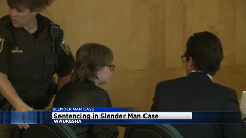Girl who pleaded guilty in Slender Man stabbing case to be sentenced Thursday