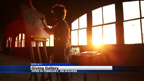 Giving Gallery art exhibit set to open for free to the public at Milwaukee's Northwestern Mutual Tower