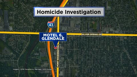46-year-old man fatally stabbed at Glendale motel, one in custody