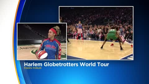 Globetrotters 'Pushing the Limits' in Milwaukee this New...