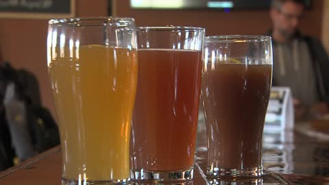 """It's so nice to see people be happy they can come in:"" Local brewery creates gluten-free beer"