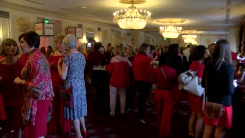 Go Red For Women Celebration held in Milwaukee