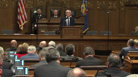 Evers calls for bipartisanship to address Wisconsin issues