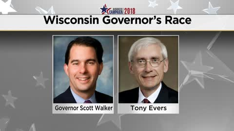 Walker, Evers making final appeals to voters