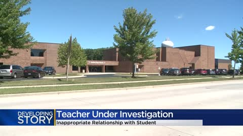 UPDATE: Grafton teacher under investigation for 'inappropriate relationship' with student