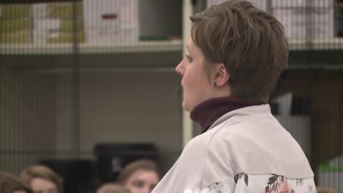"""I immediately burst into tears:"" Kaukauna teacher named..."
