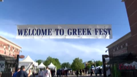 Greek Fest kicks off with food, music, and dancing at State Fair Park