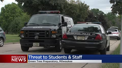 Threat prompts lockdown at Green Tree Preparatory