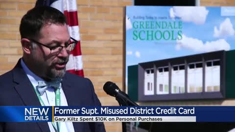 Former Greendale Schools superintendent repays nearly $10K in personal purchases made with district-issued card