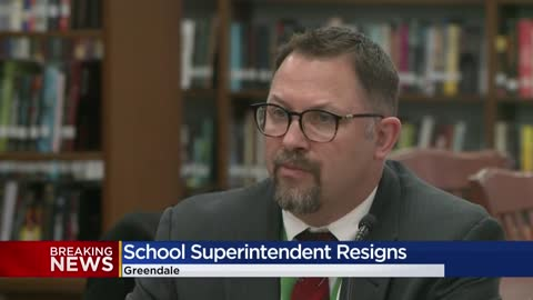 Greendale Schools superintendent resigns, accused of using district-issued credit card for personal purchases