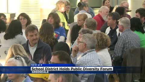 Greendale School District, community come together to heal racial wounds