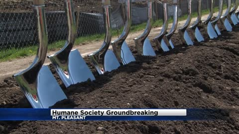 Work begins on new animal shelter in Racine County