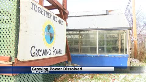 Growing Power, non-profit dedicated to healthy eating, is closing its doors