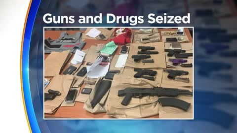 Milwaukee police seize guns, drugs from residence near 61st and Carmen