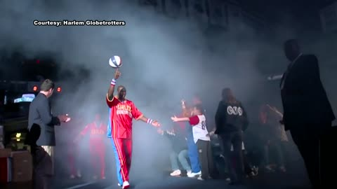 Harlem Globetrotters hit the court at Fiserv Forum for their annual Milwaukee performance