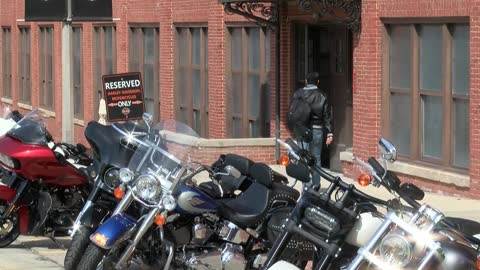 Dream job: Harley-Davidson interns get a free motorcycle