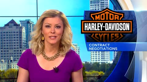 Steelworkers union rejects contract offer from Harley-Davidson