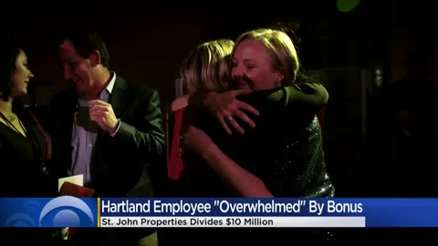 ' Hartland employees receive big bonus from Maryland-based...