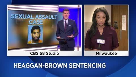Former Milwaukee officer Dominique Heaggan-Brown sentenced in sex assault case