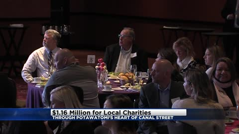 Heart of Canal Street campaign raises $1.16 million for local...