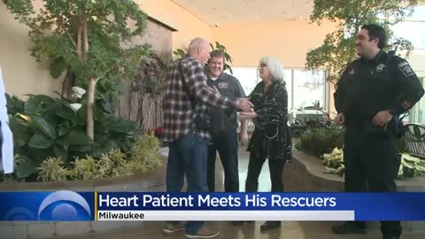 Good Samaritans save Wisconsin man in cardiac arrest at Mitchell...