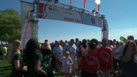 Greater Milwaukee Heart and Stroke Walk 5K planned for Sunday