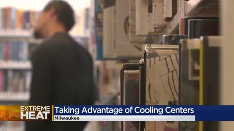 """ Milwaukee Health Department urges people to stay cool"