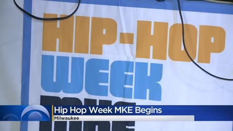 Milwaukee launches second annual Hip-Hop Week MKE