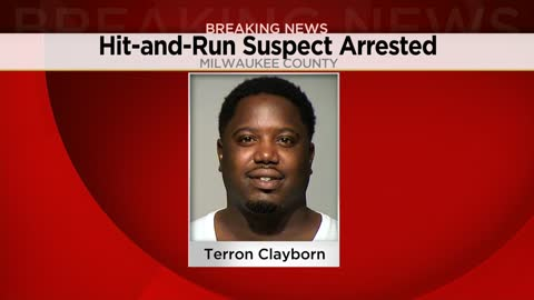 Suspect in hit-and-run death of Milwaukee DPW worker arrested