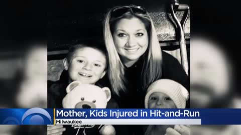 Hartford mom asks for community's help in finding hit-and-run...