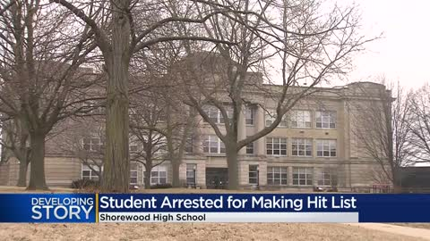 14-year-old arrested in connection to 'hit list,' no other...