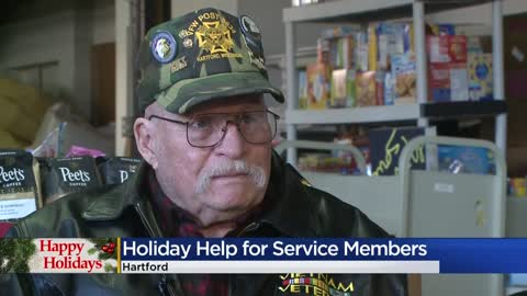 14,000 in 14 years: Hartford woman aims to make sure soldiers receive packages this holiday season