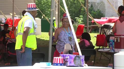 Homeless Sanctuary hosts Peaceful Picnic on July 4th for homeless