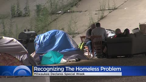 'Finding places for people:' City of Milwaukee launches Homelessness Awareness Week